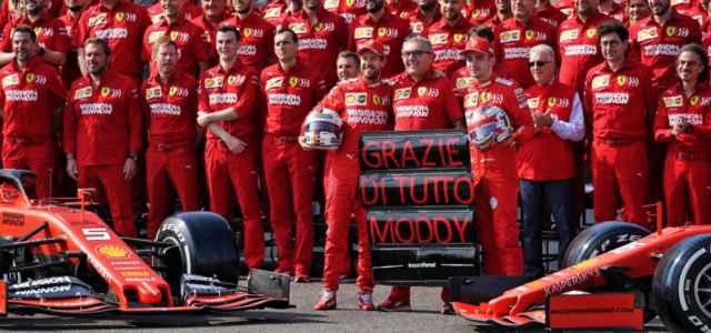 Diretta Formula 1 Prove Libere Live Vettel Finale Amaro Gp Toscana Mugello