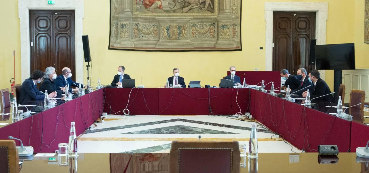Governo Draghi Diretta Consultazioni Pd Lega M5s Rebus Squadra Novita Su Scuola