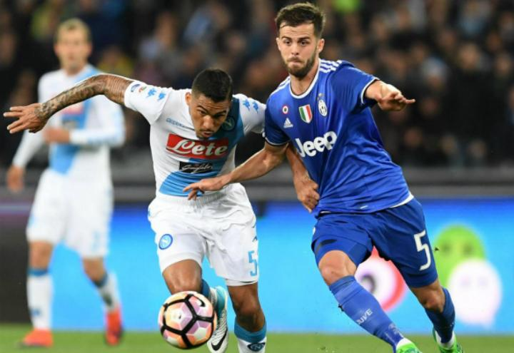 Allan_Pjanic_Napoli_Juventus_lapresse_2017