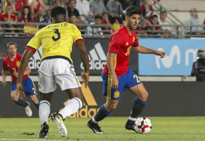 Asensio_Spagna_Under21_lapresse_2017