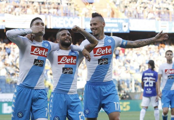 Callejon_Insigne_Hamsik_Napoli_Sampdoria_lapresse_2017