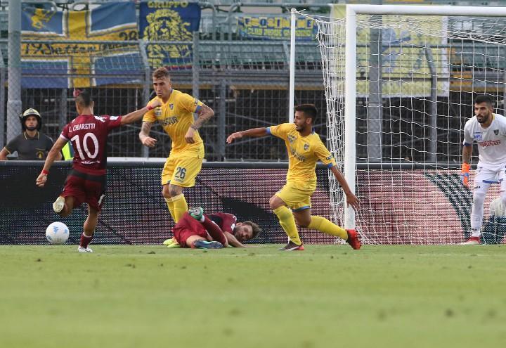 Chiaretti_Cittadella_Frosinone_gol_lapresse_2018