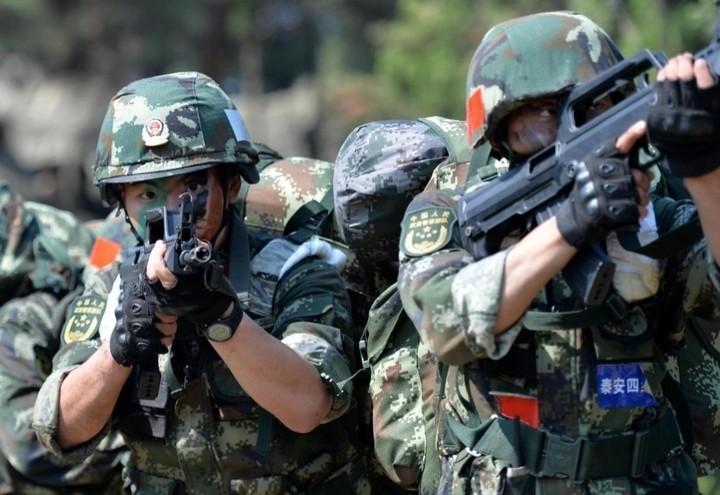 Cina_Esercito_Lapresse