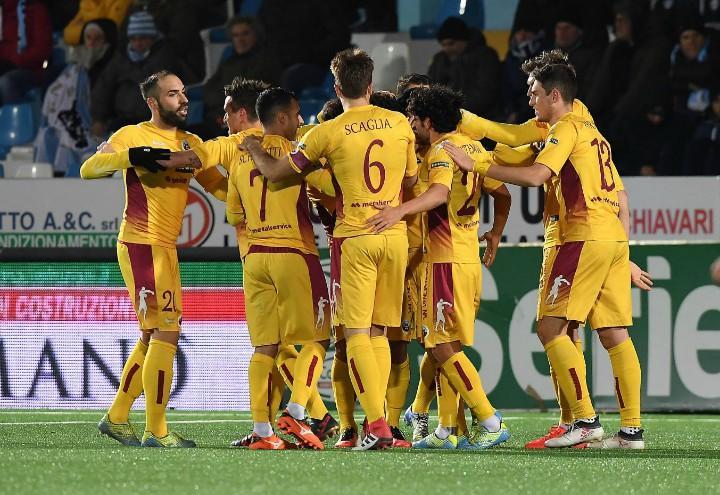 Cittadella_gruppo_gol_giallo_lapresse_2018