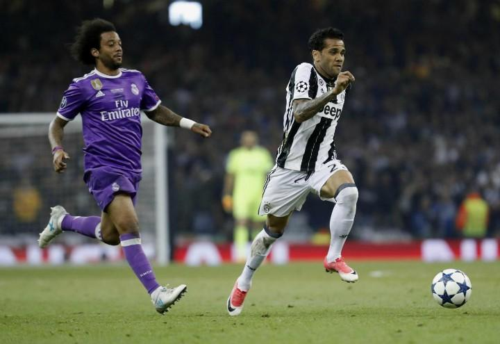DaniAlves_Juventus_RealMadrid_lapresse_2017