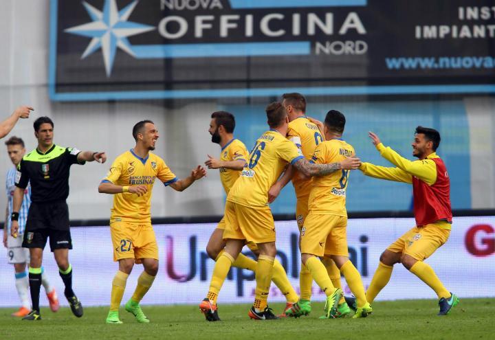 Frosinone_gol_Ciofani_lapresse_2017