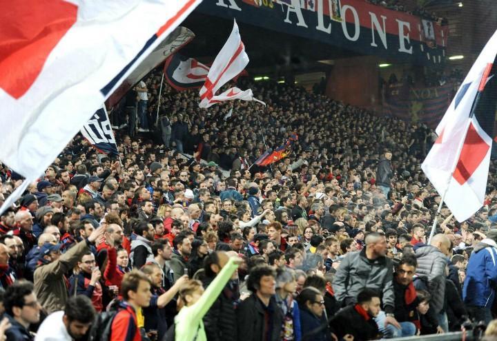Genoa gradinata Nord
