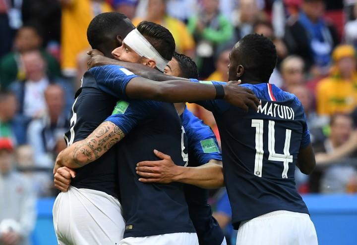 Giroud_Matuidi_Francia_Australia_gol_lapresse_2018