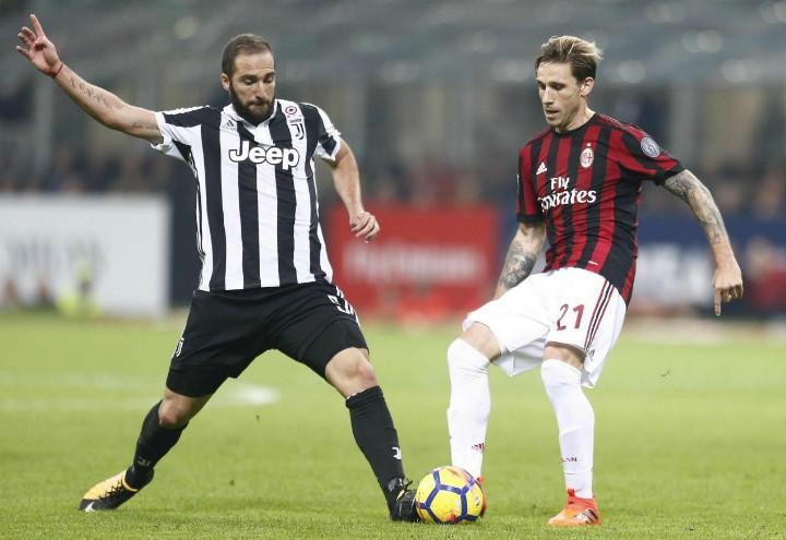 Higuain_Biglia_Milan_Juventus_lapresse_2018
