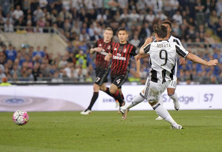 Morata_Juventus_gol_lapresse_2017