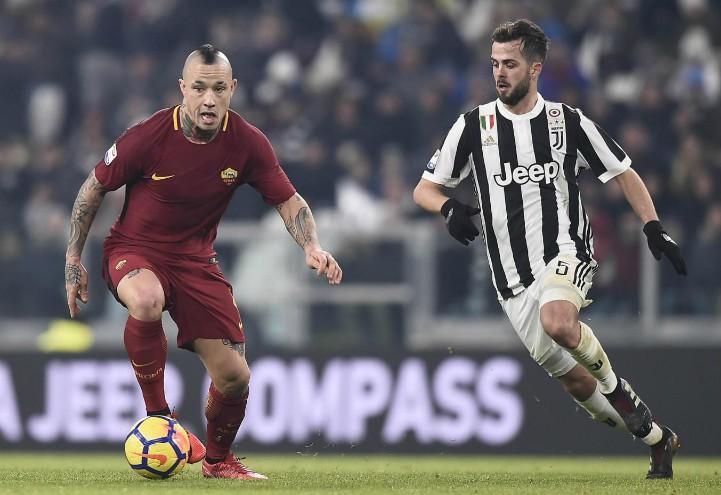 Nainggolan_Pjanic_Roma_Juventus_lapresse_2018