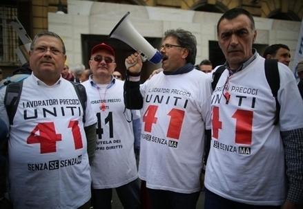 1bee9b83fa RIFORMA PENSIONI/ Quota 41 e pensionati da mille euro (oggi ultime notizie)