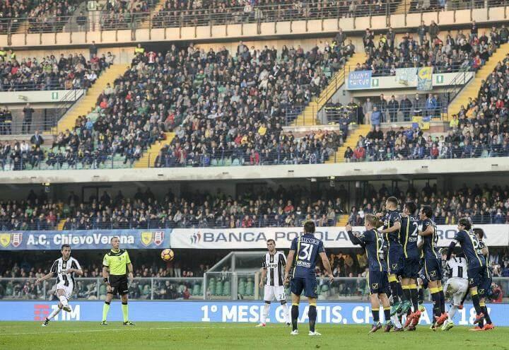 Pjanic_Juventus_Chievo_lapresse_2017