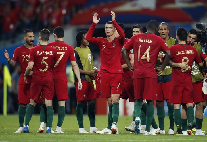 Portogallo Ronaldo