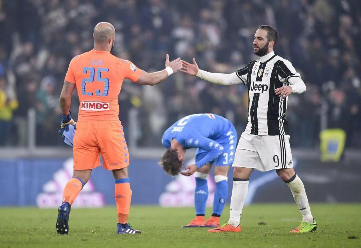 Reina_Higuain_Juventus_Napoli_lapresse_2017