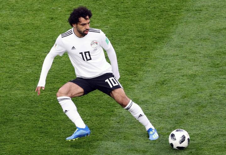 Salah Egitto controllo