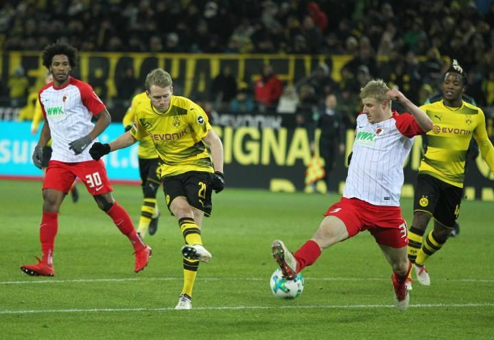 Schurrle_Dortmund_Lipsia_lapresse_2018