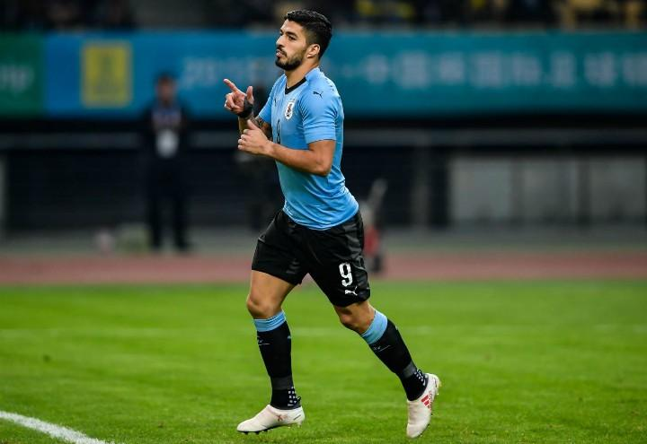 Suarez Uruguay gol