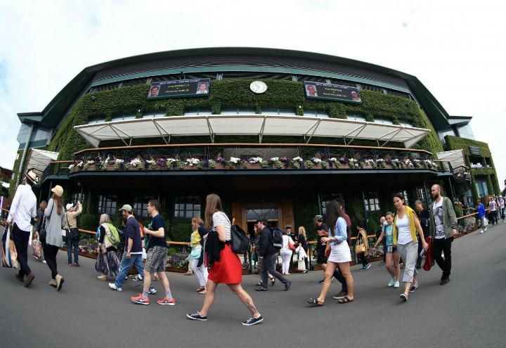 Wimbledon esterno_gente_lapresse_2017