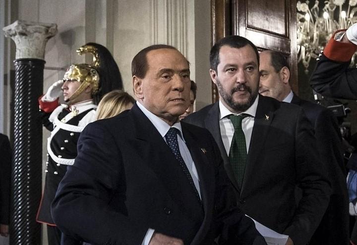berlusconi_salvini_consultazioni_lapresse_2018