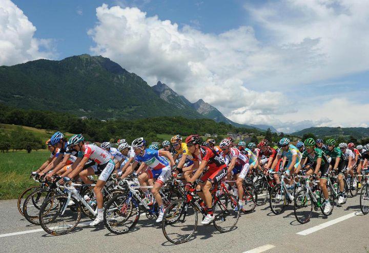 Vuelta ciclismo