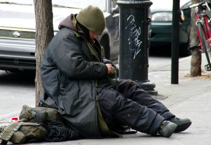 clochard-senzatetto