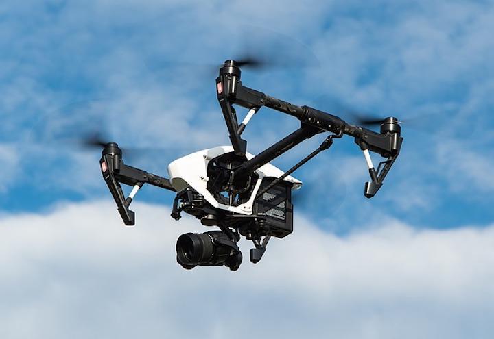drone covid