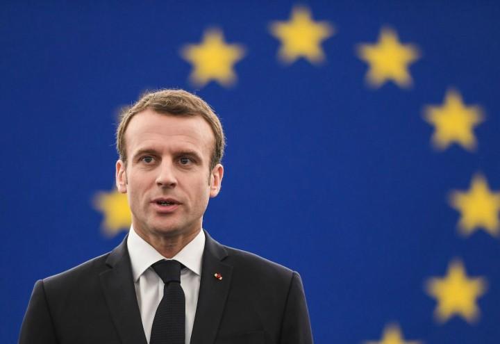 emmanuel_macron_francia_ue_europa_parlamento_lapresse_2018