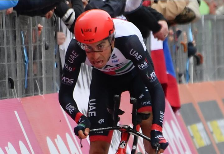 fabio aru cronometro Vuelta