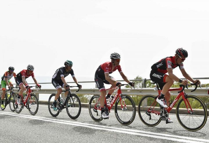 giro ciclismo