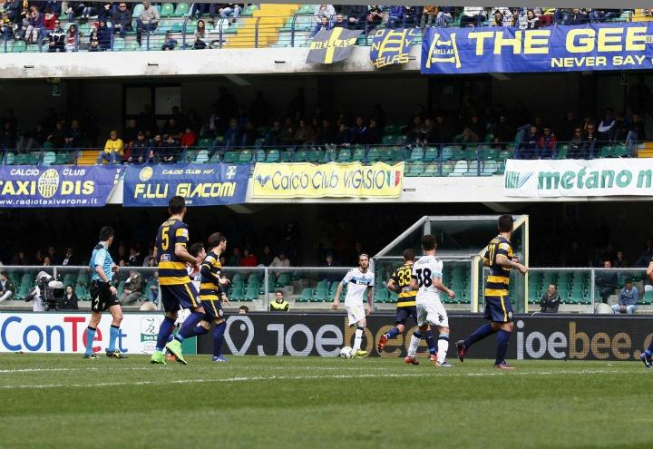 Bentegodi Verona Napoli