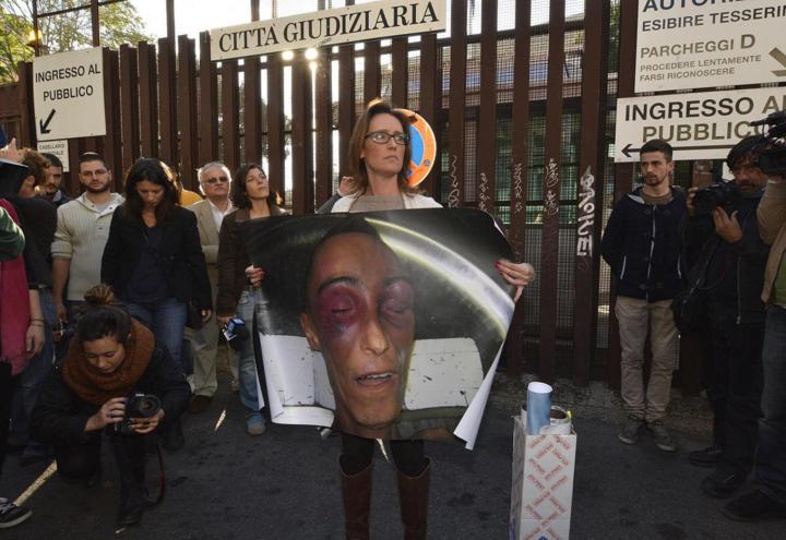 ilaria_cucchi_stefano_omicidio_processo_lapresse_2018