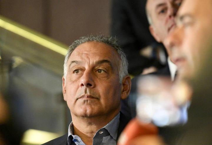 pallotta roma allenatore