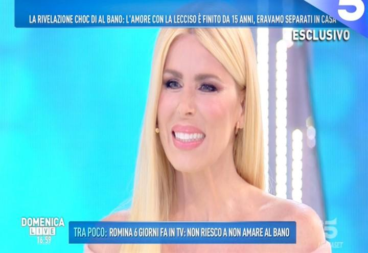 loredana_lecciso_domenicalive_2018