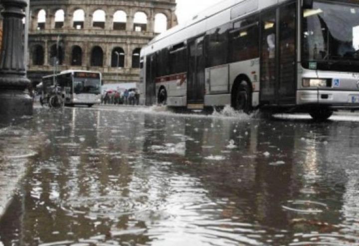 bomba d'acqua roma