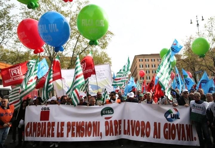 pensioni_manifestazione_lapresse