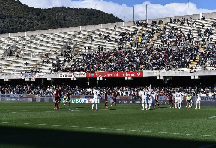salernitana arechi