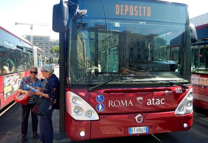 sciopero_roma_atac_tpl_autobus_mezzi_trasporti_lapresse_2017