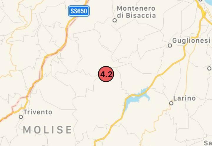 terremoto_molise_scossa_25aprile_twitter_2018