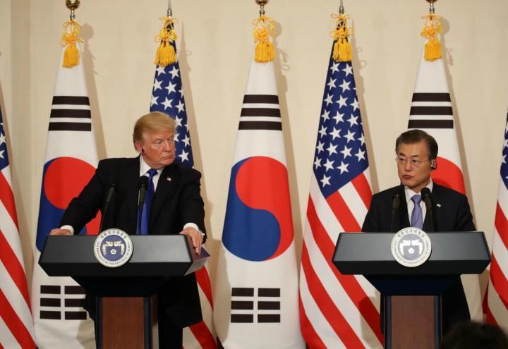 usa_sudcorea_guerra_trump_moon_jaein_lapresse_2018