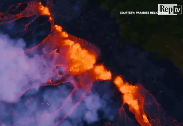 vulcano_hawaii_fumo_lava_video