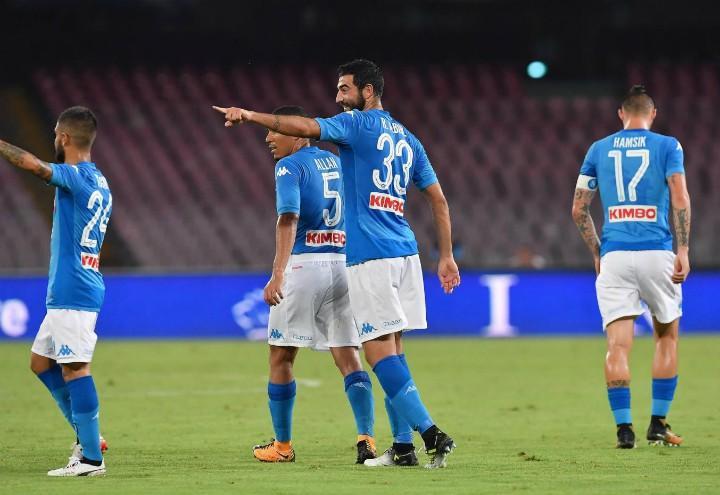 Albiol_gol_Napoli_amichevole_lapresse_2017