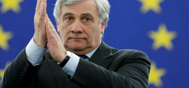 Antonio Tajani Forza Italia giustizia