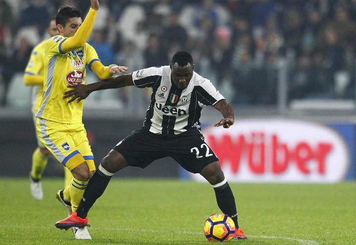 Asamoah_Pescara_Juventus_lapresse_2017