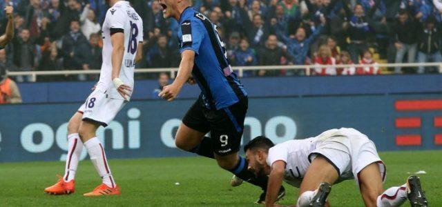 Atalanta_Cornelius_gol_Bologna_lapresse_2017