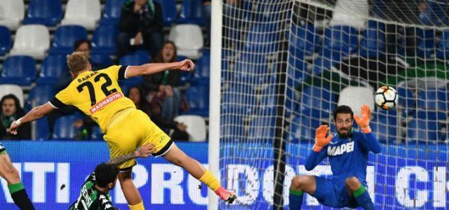 Sassuolo Udinese