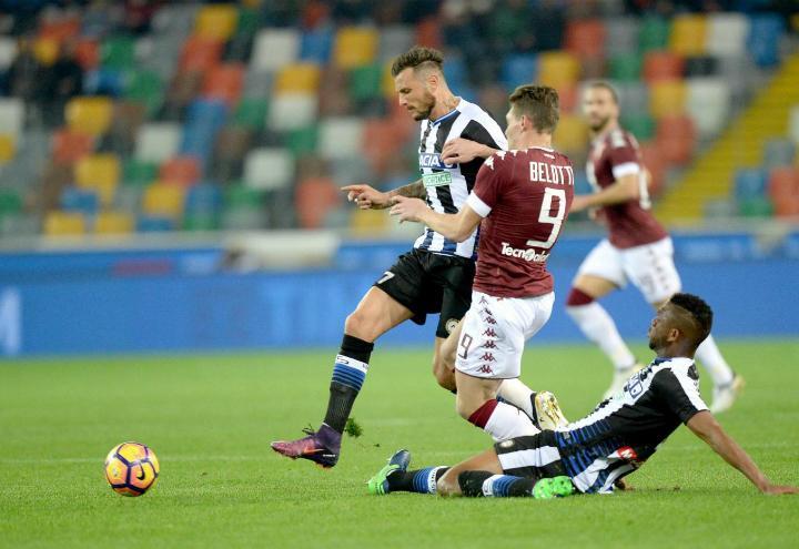 Belotti_Thereau_Udinese_Torino_lapresse_2017