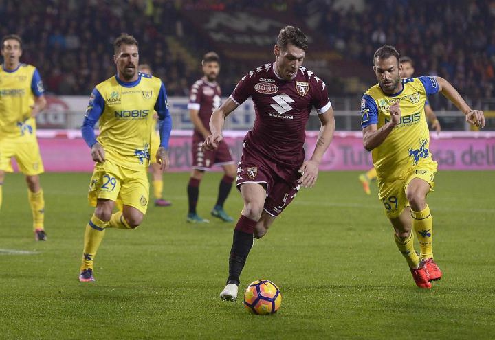 Belotti_Torino_Chievo_lapresse_2017