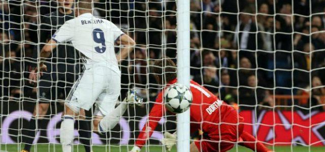 Benzema_Weidenfeller_Dortmund_Real_lapresse_2017