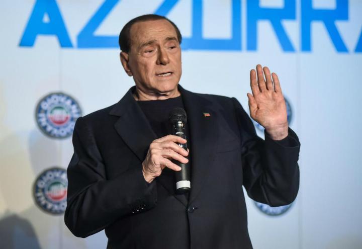 Berlusconi_Forza_Italia_lapresse_2017
